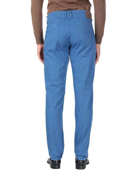 Pantalones Jeckerson de hombre de color Blue