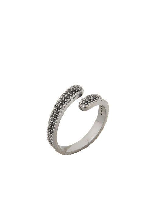 First People First Metallic Ring