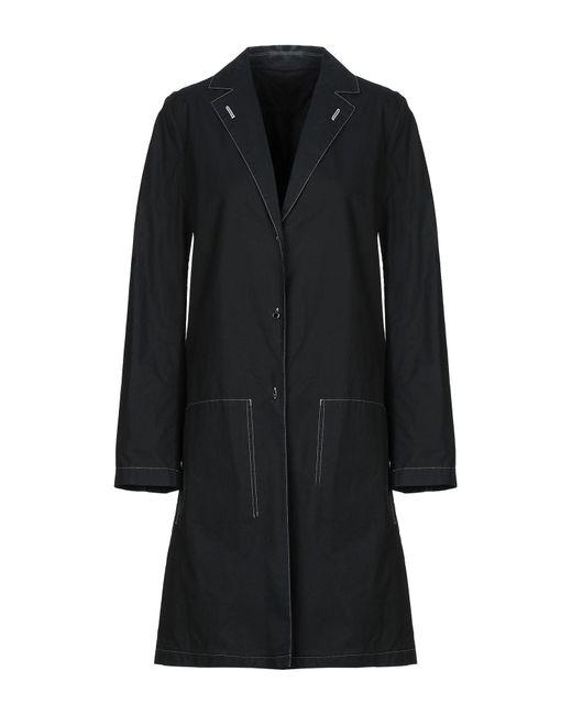 1017 ALYX 9SM Black Overcoat