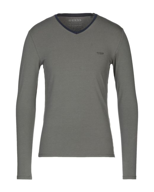 Guess Gray T-shirt for men