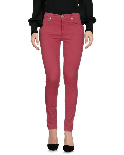 People Red (+) People Casual Trouser