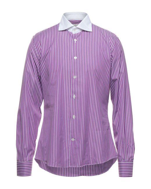Chemise Roda pour homme en coloris Purple