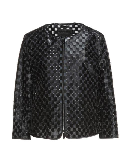 Veste Giorgio Armani en coloris Black