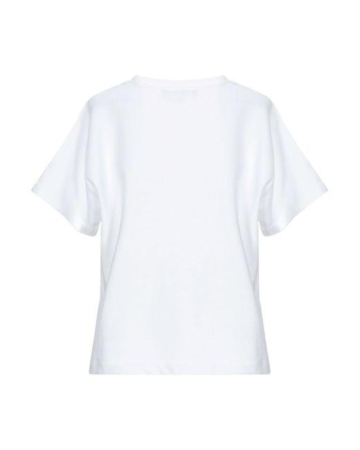 T-shirt Ermanno Scervino en coloris White