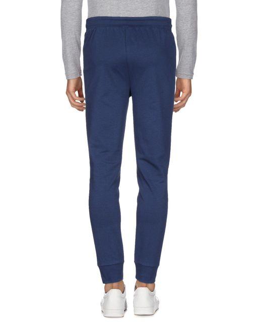 Pantalon Bikkembergs pour homme en coloris Blue