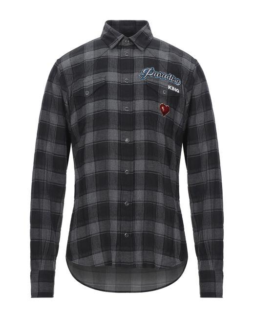 Dolce & Gabbana Black Shirt for men