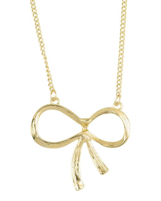 Jolie By Edward Spiers | Metallic Necklace | Lyst