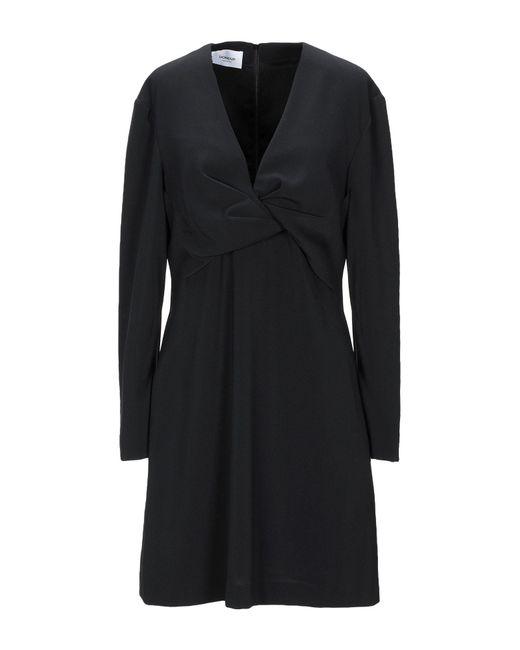 Robe courte Dondup en coloris Black
