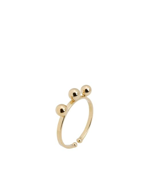 Titlee Metallic Ring
