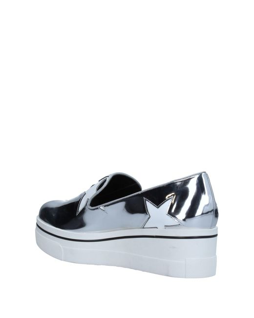 Stella McCartney Metallic Low-tops & Sneakers