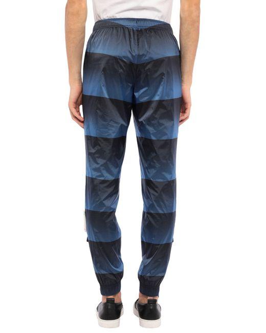 Reebok Pantalon homme de coloris bleu rmfOR