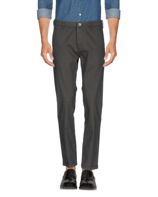Pence - Green Casual Trouser for Men - Lyst