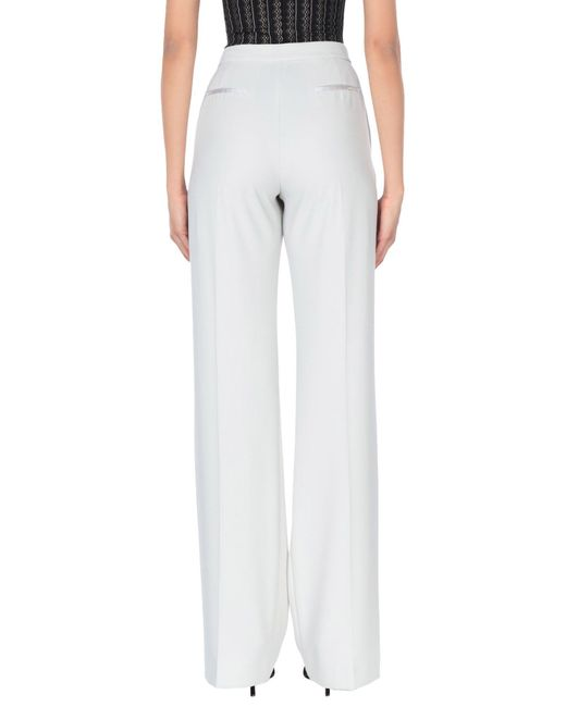 Pantalon Marciano en coloris White