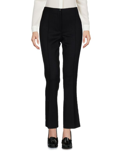 Pantalon Helmut Lang en coloris Black