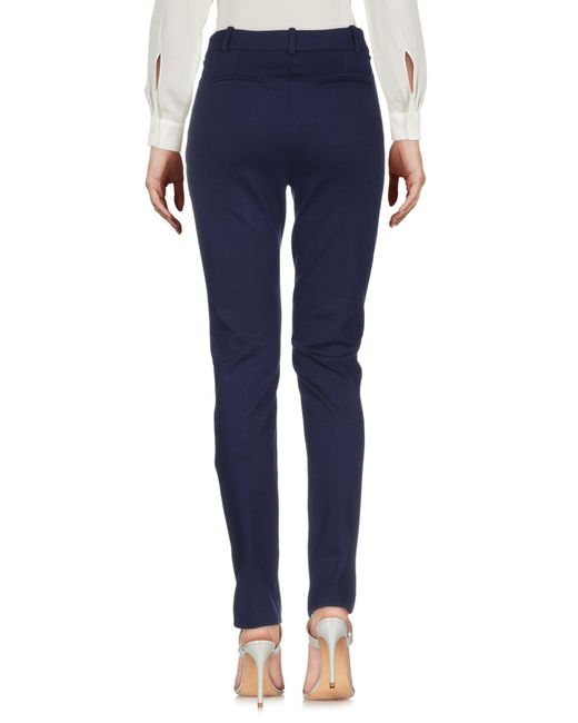 Pinko Pantalon femme de coloris bleu