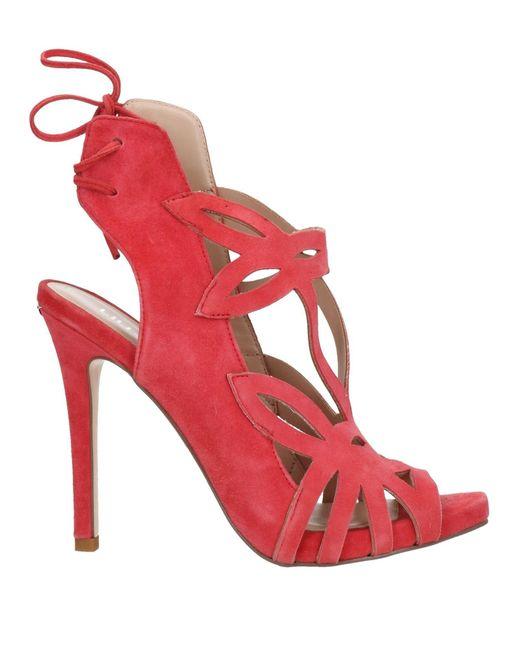 Liu Jo Red Sandals