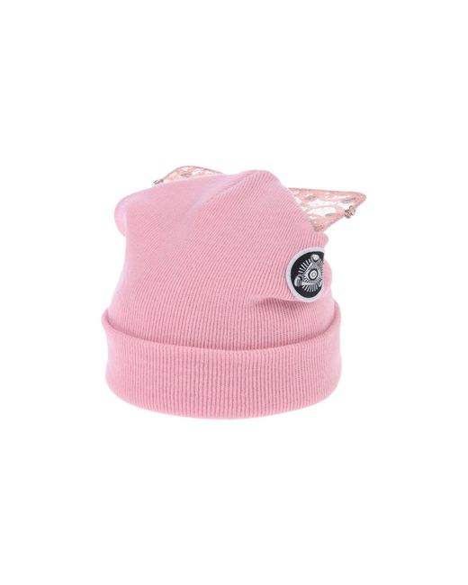 Silver Spoon Attire - Pink Hat - Lyst