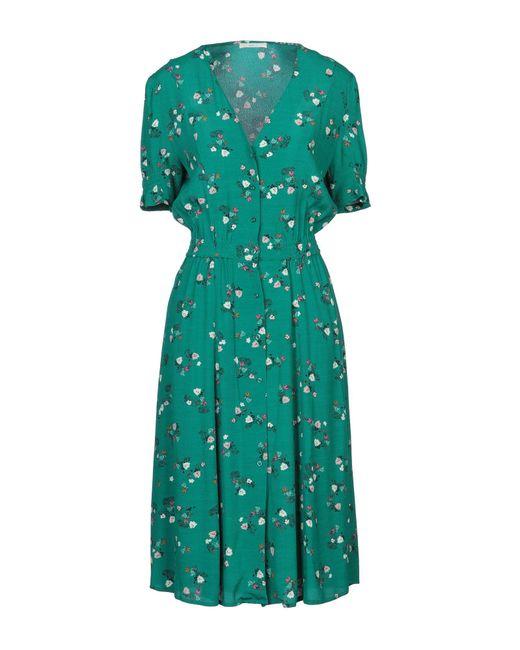 Sessun Green Knee-length Dress