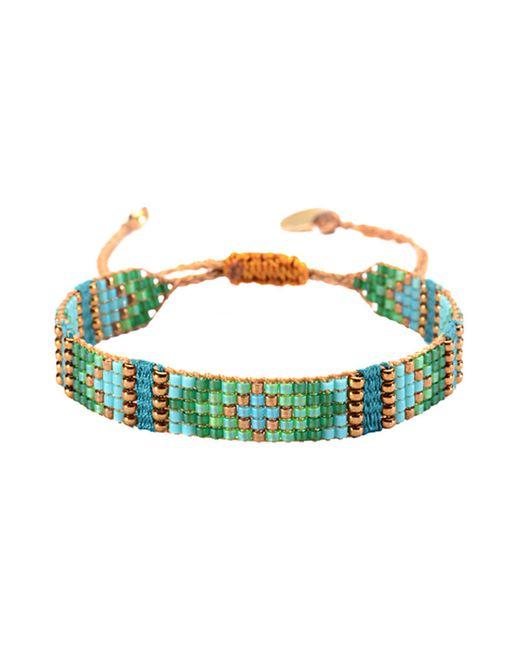 Mishky - Green Bracelet - Lyst