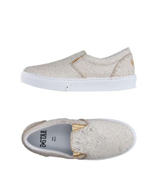 2 Star - Natural Low-tops & Sneakers - Lyst