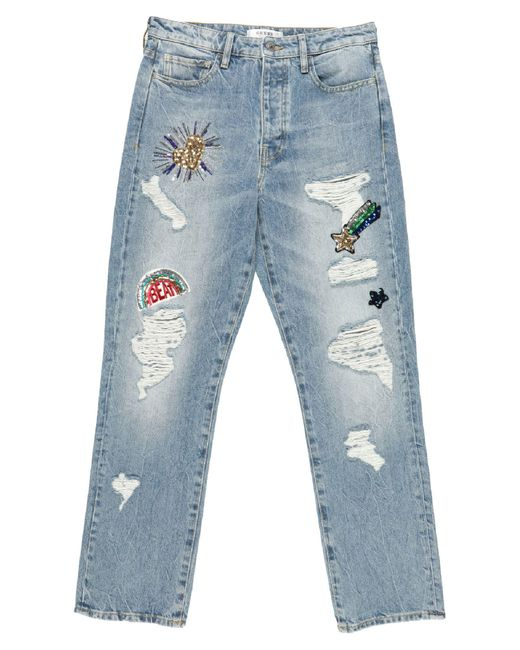 Pantalones vaqueros Guess de color Blue
