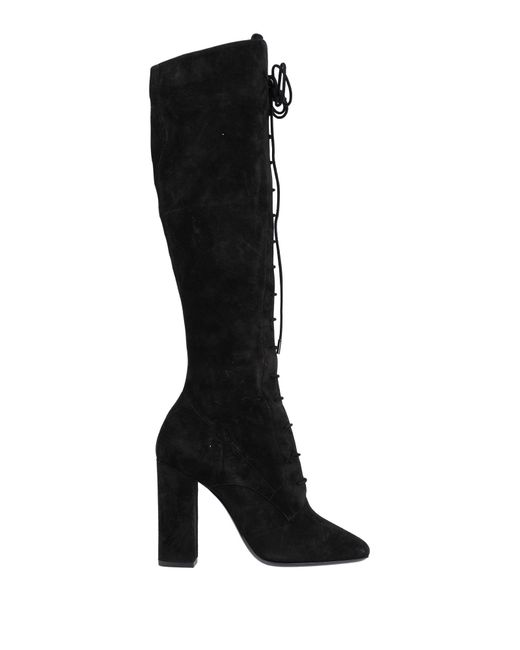 Bottes Saint Laurent en coloris Black