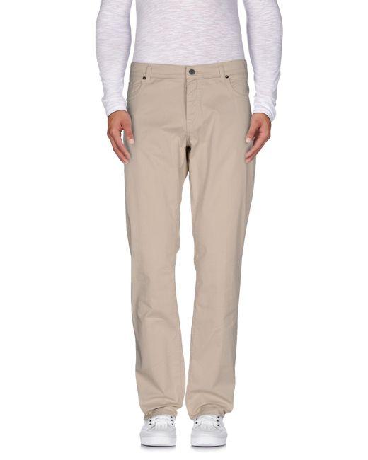 Bikkembergs Natural Casual Trouser for men