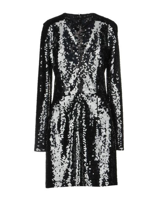 Stella McCartney Black Kurzes Kleid