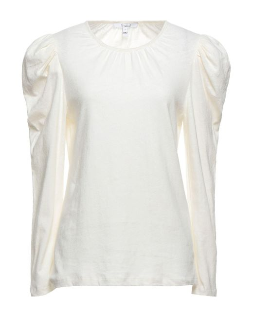 10 Crosby Derek Lam White T-shirt