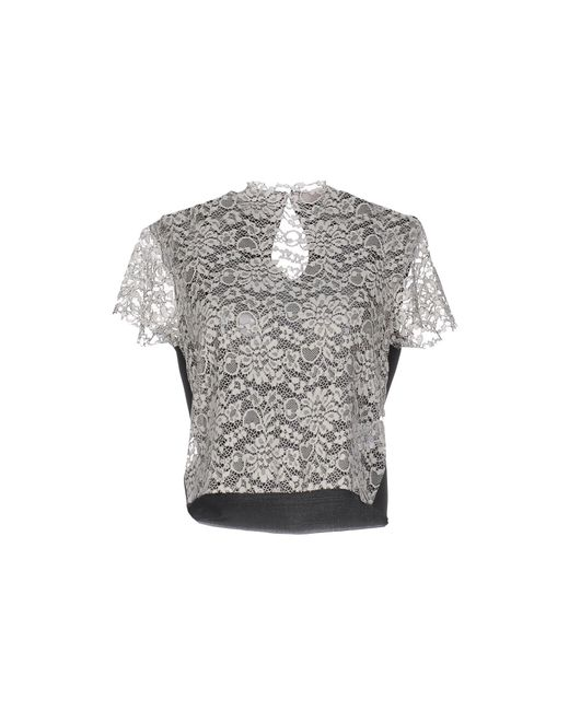 Jucca - White Blouse - Lyst
