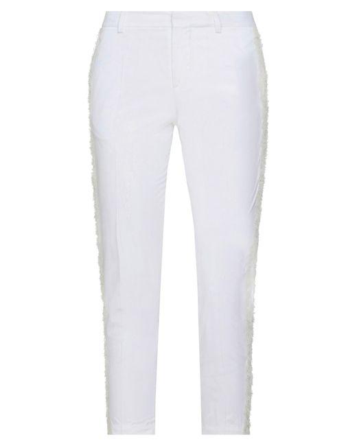 Pantalone di DSquared² in White