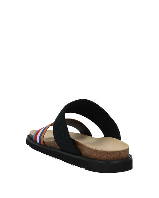 DSquared² Black Sandals for men