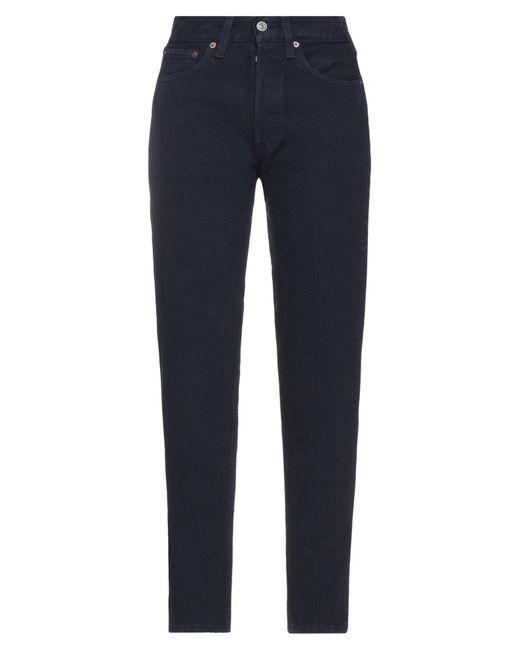 Levi's Blue Casual Trouser