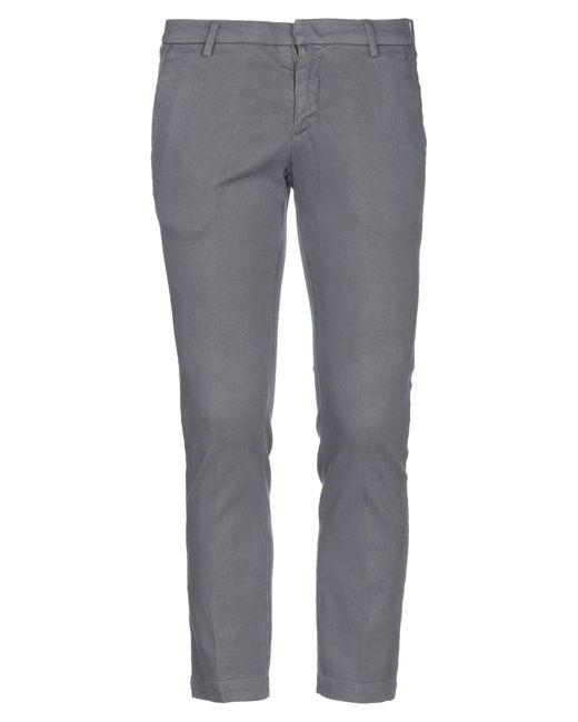 Pantalone capri di Michael Coal in Gray da Uomo