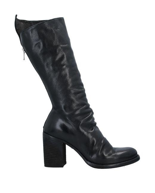 Officine Creative Black Boots