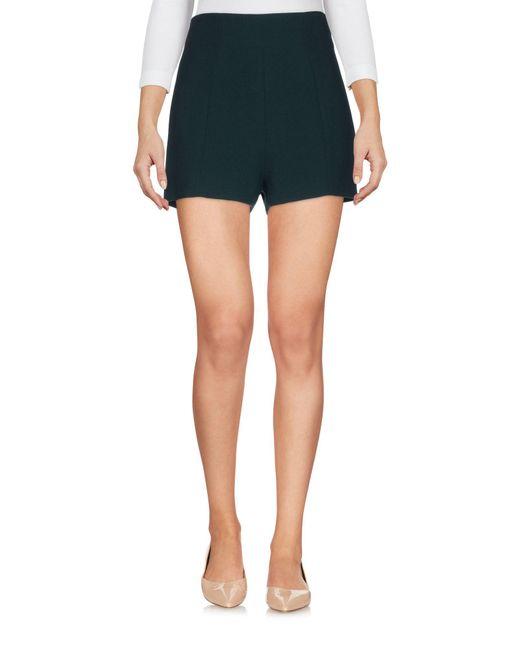 Natasha Zinko Green Shorts