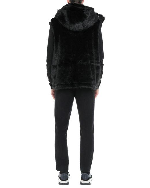 Pieles sintéticas DSquared² de hombre de color Black