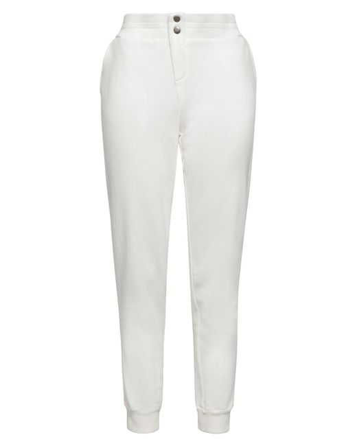 Pantalone di Monrow in White