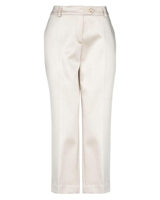 Pantalones Blumarine de color Natural