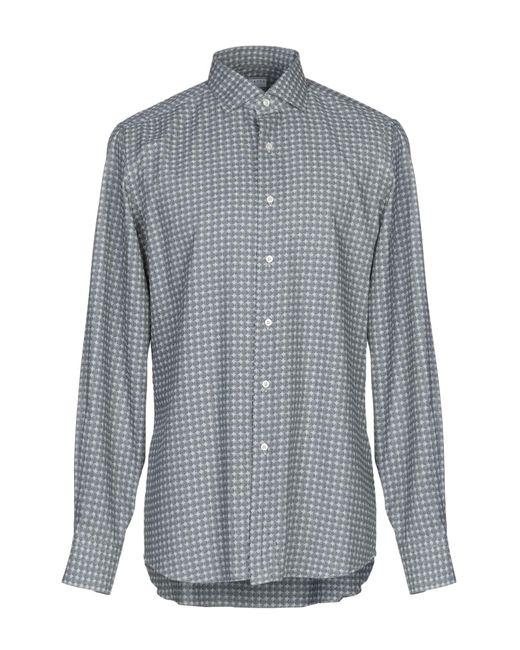 Xacus Gray Shirt for men