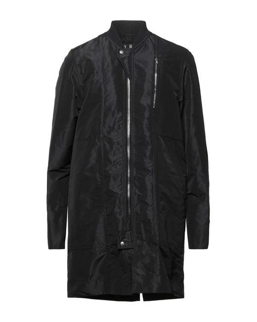 Rick Owens Lange Jacke in Black für Herren