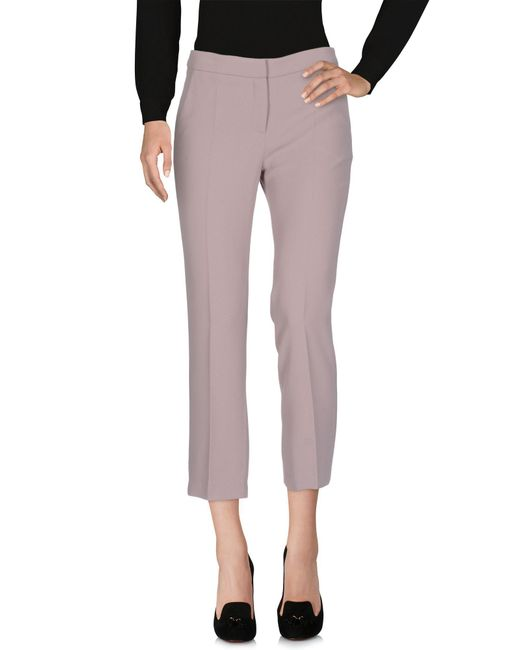 Ki6? Who Are You? - Gray Ki6? Who Are You? Casual Trouser - Lyst