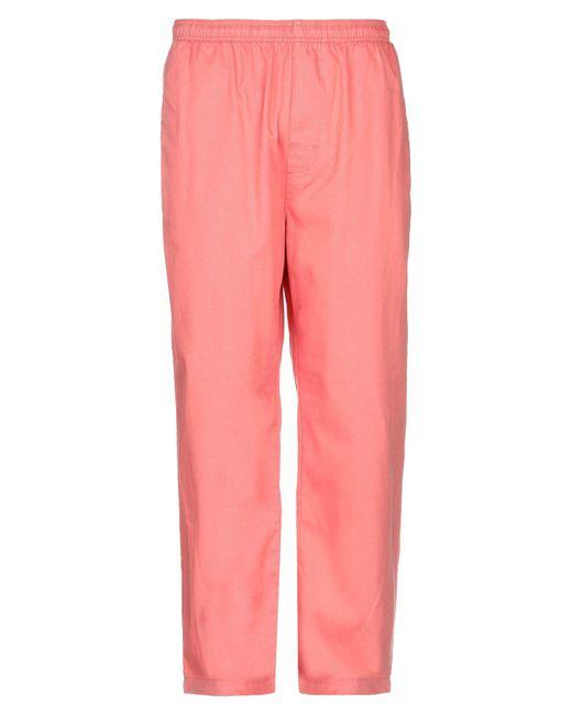 Pantalon Stussy pour homme en coloris Pink