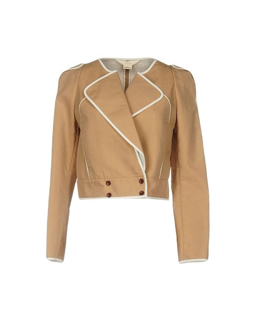 O'2nd - Natural Blazers - Lyst