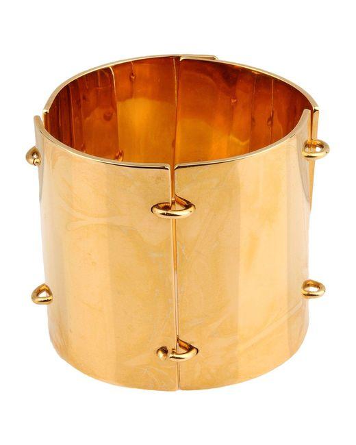 Agnona | Metallic Bracelet | Lyst
