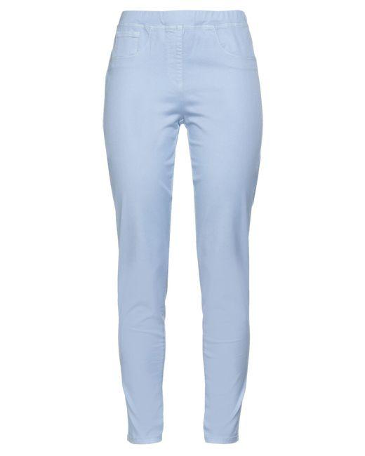 Pantalone di Blue Les Copains in Blue