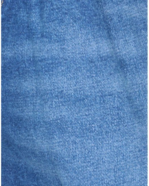 Pepe Jeans Blue Jeansbermudashorts