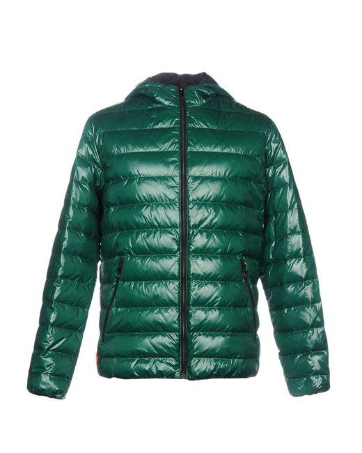 Rrd - Blue Down Jacket for Men - Lyst