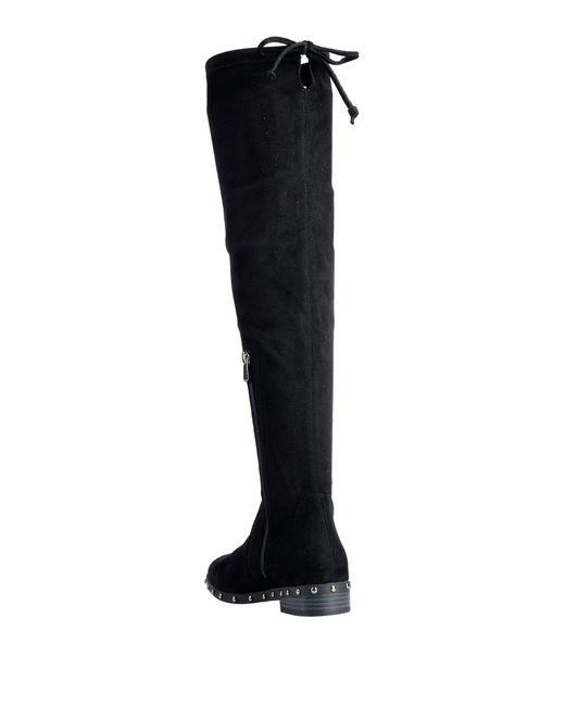 Stivali di CafeNoir in Black
