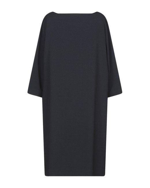 Ottod'Ame Blue Kurzes Kleid